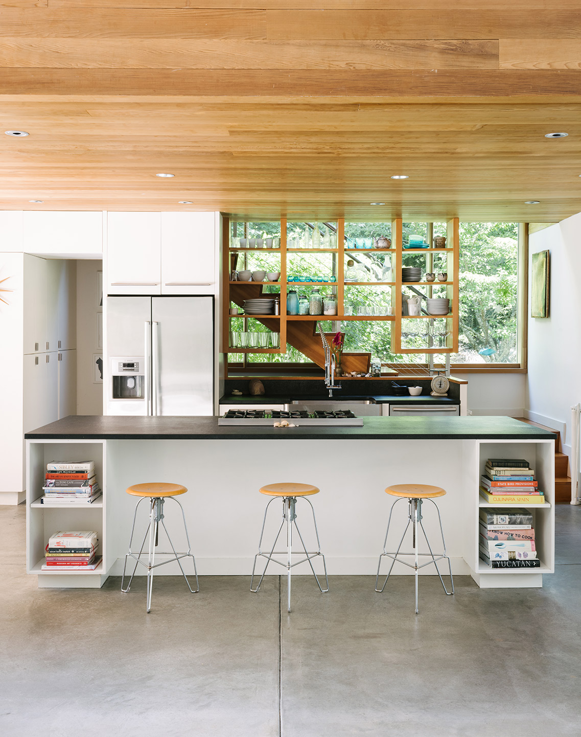 Berg Residence Kitchen